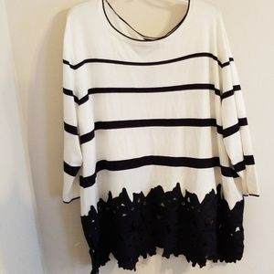 Lane Bryant Plus Size Sweater New With Tags